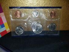 1996 Year Set   Philadelphia Mint in Original Mint Cello   6 UNC Coins   24 YO