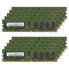 For Samsung 20GB 10X 2GB PC Desktop Memory Ram DDR2-800MHz PC2-6400 DIMM SDRAM