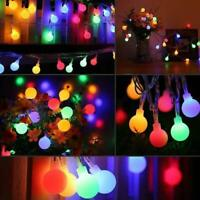 100/200/500 LED Berry Ball Party Bulb Fairy String Lights Outdoor/Indoor Mains