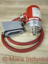 TR Electronic D78647 Encoder 07425/2280 W/Connector - New No Box