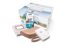 HP Sprocket Limited Edition Gift Box Zink-Fotodrucker Weiß/Rosegold (Z3Z91A)