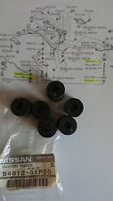 Nissan 300ZX Z32, rear anti roll bar bushes, new genuine pack of six.