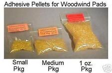 Adhesive pellets SM pkg/ repair replace flute oboe clarinet sopr sax, etc. pads