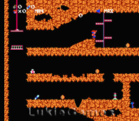 Spelunker - Fun Classic NES Nintendo Game