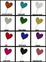 GLITTER EIFFEL TOWER Shape Cupcake Topper Pick 4\u201d Tall by 2-14 Wide Choose Color and Package Amount
