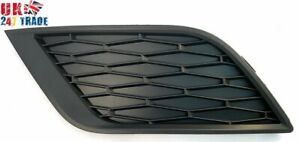 NEW SEAT IBIZA 2013 - 2016 FRONT LEFT BUMPER OUTER COVER GRILLE 6J0853665E