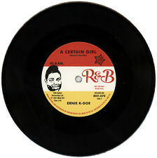 "ERNIE K-DOE  ""A CERTAIN GIRL""    60's R&B MOVER"