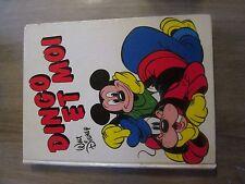 Walt Disney - DINGO et Moi - Edition France Loisirs 1992 - BD grand format 1kg5