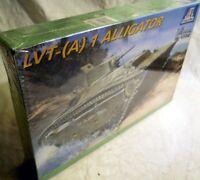 """Italeri 6384: LVT-(A) 1 """"Alligator"""", Amphibienfahrzeug in 1/35, N E U & O V P"""