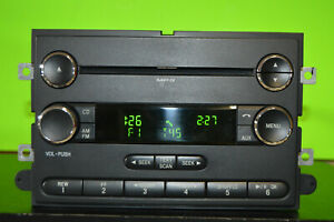 08 09 Ford Mustang factory disc CD mp3 player radio stereo 8R3T-18C869-AE