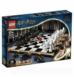 LEGO 76392 Harry Potter Hogwarts Wizards Chess  (Brand New Sealed)