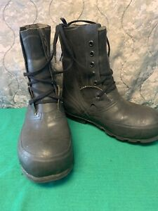 MICKEY MOUSE BOOTS USGI Bristolite Cold Weather (-20° ) 8 X-Wide Nice!! #06