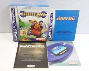 Advance Wars Nintendo Game Boy Advance