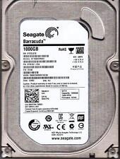 ST1000DM003 P/N: 9yn162-034 S/N: S1D FW:dc4a POSTO : su Seagate 1TB SATA A1-15