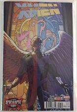 Uncanny X-Men #7 Apocalypse War 1st Print MARVEL 2016