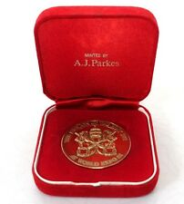 =THE PAVILION OF THE HOLY SEE AT WORLD EXPO 88 MEDALLION=THE VATICAN COLLECTION=