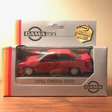 Opel Opel GT Gama Models 1//43 en Boite Opel OP15