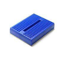 2Pcs Mini Blue Solderless Prototype Breadboard 170 Tie-points for Arduino Shield