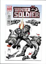 Winter Soldier #3 [2012 Nm-] Lee Bermejo Cover!