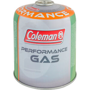 COLEMAN C500 CARTRIDGE GAS CARTRIDGES (6-PACK)