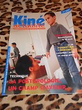 Revue Kiné Actualités - n° 1057, 2007