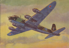 Postcard 1498 - Aircraft/Aviation Short Stirling