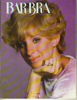 BARBRA STREISAND Quarterly Magazine Fall 1981 Vol 2 No 2