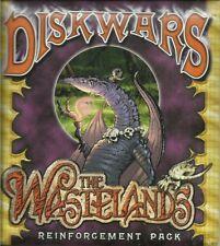 FFG - DISKWARS, WASTELANDS EXPANSION REINFORCEMENT PACK