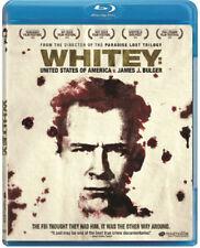 Whitey: United States Of America V James J Bulger (2014, Blu-ray New)