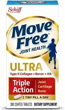 Move Free Ultra Triple Action,Joint Health Supplement 30ea 3pk