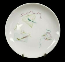 "Rosenthal Continental BIRD CAGE Raymond Loewy 6"" BREAD PLATE China Germany"