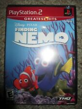 Finding Nemo (Sony PlayStation 2, 2003) Ps2 Complete