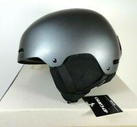 GIRO Ledge Adult Size M Snow Sports Helmet Matte Graphite w box