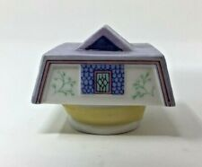 Lenox Spice Village 1989 Coriander Replacement Lid Roof Only