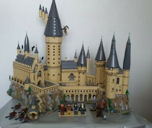 LEGO Harry Potter Hogwarts Castle - 71043 - USED With Instructions And Box
