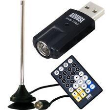 August Dvb-t202 Clé USB Récepteur et Enregistreur Tuner Tnt/tnt HD (mpeg4 / H.