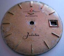 Auth ULYSSE NARDIN Jubilee  Gold color  Dial