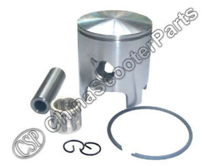 Piston Ring Kit 37mm 10mm for 39CC B1 Blata Replica MTA4 Pocket Bike
