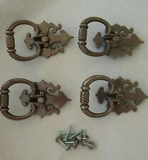 Vintage Cabinet Hardware Door Pulls Southwest Bar Pub