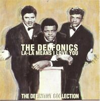 The Delfonics - La la Means I Love You: Definitive Collection [New CD]