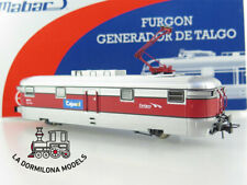 DR408 H0 =DC MABAR 81116 FURGON GENERADOR MANSO CAJASOL RENFE - OVP