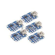 5pcs Mini USB 5V 1A Charger Module Lithium Battery Charging Board Battery  U