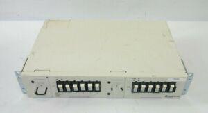 AC Rack Mount Transtector AC60DF 6/6