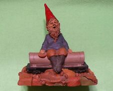 Tom Clark Tank the Gnome on D of C Capital. Signed # 1132.Embedded coin/token