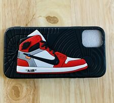 Iphone 11 Jordan 1's Shoe Phone Case NEW