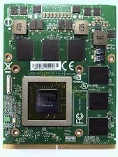 New Dell Alienware M17x M18x Nvidia GTX 560M 1.5GB Video Graphics Card YT99J