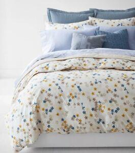 NIP Ralph Lauren Hanah Ditsy Floral Queen Duvet Cover, Shams & Sheet Set 7pc