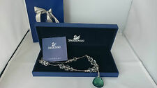 Genuine Swarovski Emerald Crystal necklaceRRP£200birthday wedding prom ball gift