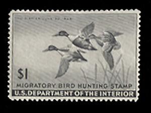 RW12 - 1945 Federal Duck Stamp - VF-XF NH
