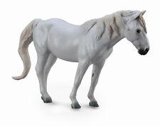 *NEW* CollectA 88749 Camargue Grey Mare Horse 15cm Long